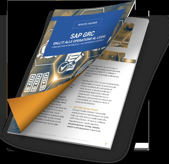MOCKUP_SAP GRC dallIT alle Operations al Legal-aziendale